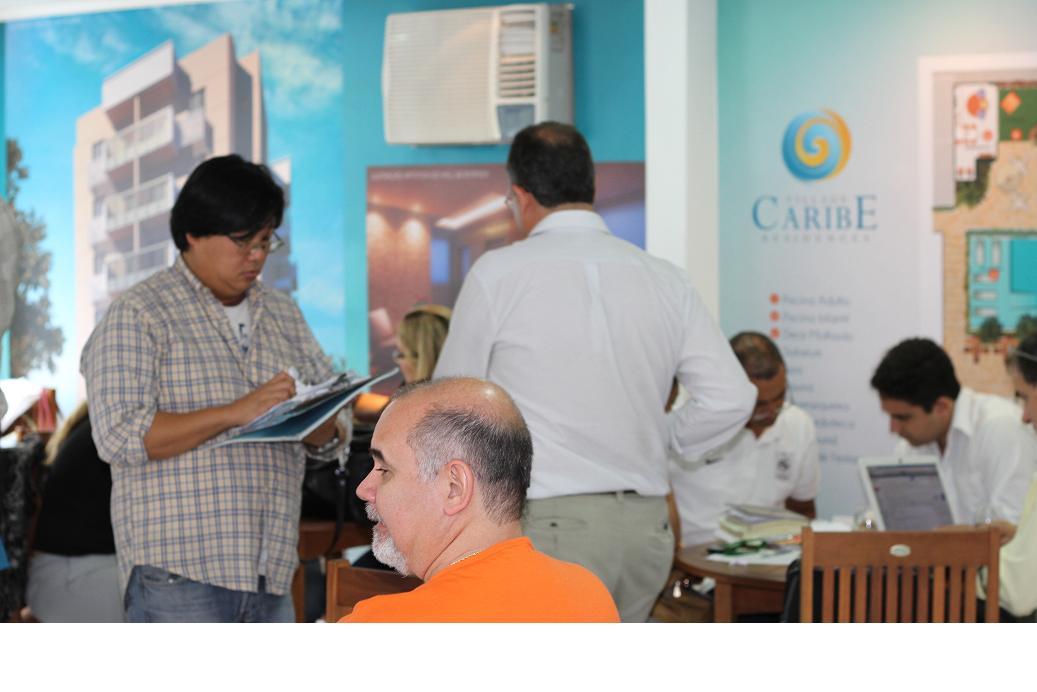 Village Caribe - Lancamento