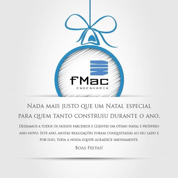 Boas Festas FMAC Engenharia 2012