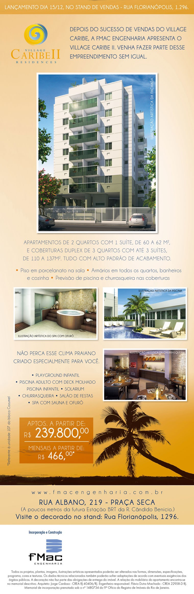 Email Marketing - Village Caribe 2