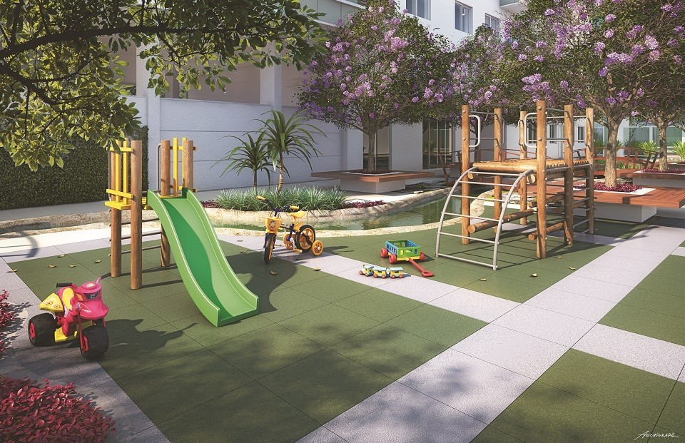 Playground Aberto - Grand Village Freguesia