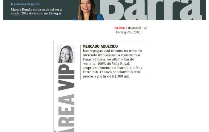 15.03.15 - Globo Barra