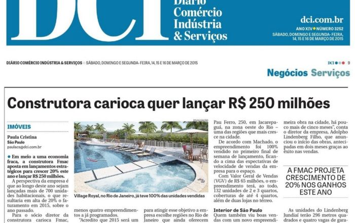 16.03.15 - Jornal DCI