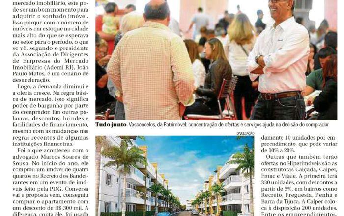 24-05-2015 O Globo Morar Bem pag 3